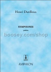 Symphony No. 1 (pocket score)