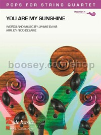 You Are My Sunshine (String Quartet Set)