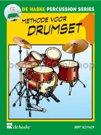 Methode voor drumset 1 - Drums (Book & CD)