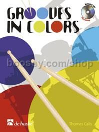 Grooves in Colors (Book & 2 CDs)