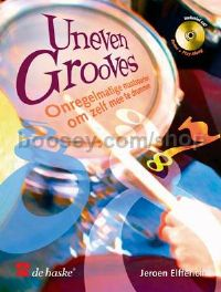 Uneven Grooves - Drums (Book & CD)
