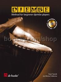 Djembe (English) (Book & CD)