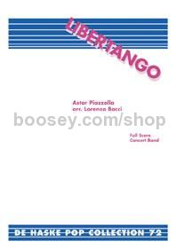 Libertango - Concert Band Score & Parts