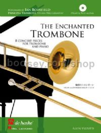 The Enchanted Trombone (Book & CD)