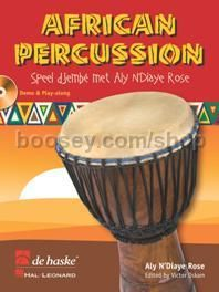 African Percussion (Book & CD) - Djembe