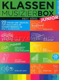 Klassenmusizierbox Junior
