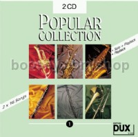 Popular Collection 01 (Wind Instruments) (2 CDs)