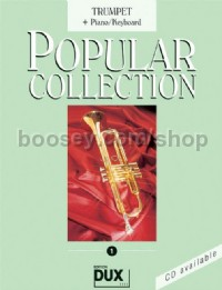 Popular Collection 01 (Trumpet and Piano )