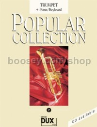 Popular Collection 02 (Trumpet and Piano )