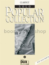 Popular Collection 02 (Clarinet)