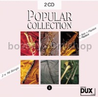 Popular Collection 04 (Wind Instruments) (2 CDs)