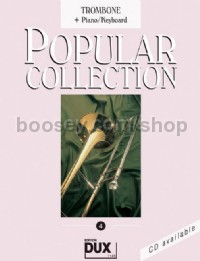 Popular Collection 04 (Trombone and Piano)