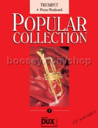 Popular Collection 07 (Trumpet and Piano)