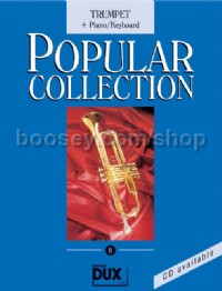 Popular Collection 08 (Trumpet and Piano)