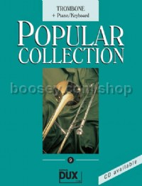 Popular Collection 09 (Trombone and Piano)