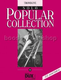 Popular Collection 10 (Trombone)