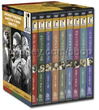 Jazz Icons Series 1 Box Set (Jazz Icons DVD 9-Disc set)