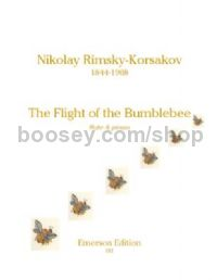 Flight of the Bumblebee for flute & piano