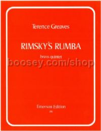 Rimsky's Rumba  for brass quintet