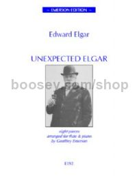 Unexpected Elgar for flute & piano