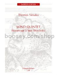 'The Shippen' for wind quintet