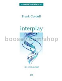 Interplay for wind quintet