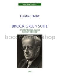 Brook Green Suite for oboe & piano