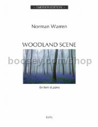 Woodland Scene for horn & piano