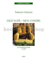 Old Suite - New Covers (Saxophone Quartet)