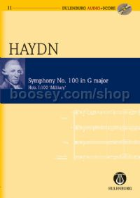 Symphony in G Major, Hob.I:100 (Orchestra) (Study Score & CD)