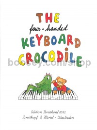 The Four-Handed Keyboard Crocodile (English edition)