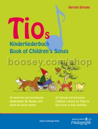 Tios Book of Children Songs (Piano & Lyrics)