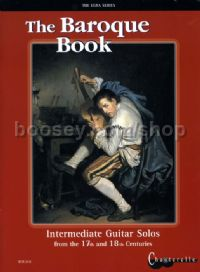 The Baroque Book - Intermediate Guitar Solos