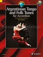 Argentinian Tango and Folk Tunes for Accordion (+ CD)