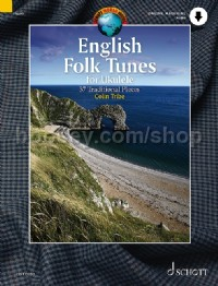 English Folk Tunes for Ukulele (Book & Online Audio)