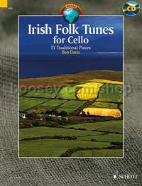 Irish Folk Tunes for Cello (+ CD)