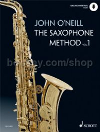 The Saxophone Method - Vol. 1 (Edition with Online Audio)