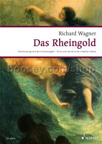 Das Rheingold - Vocal/Piano Score
