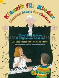 Classical Music for Children - flute & piano