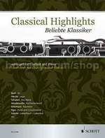 Classical Highlights: Clarinet & Piano