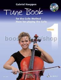 Cello Method: Tune Book 1 (Book & CD)