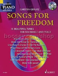Songs For Freedom (Schott Piano Lounge)