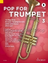 Pop For Trumpet 3 Band 3 (1-2 trumpets)
