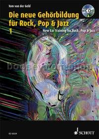 New Ear Training for Rock, Pop & Jazz Vol. 1 (+ mp3-CD)