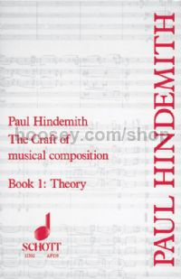Craft Of Musical Composition Book 1