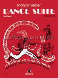 Dance Suite for flute & piano