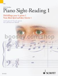 Piano Sight-Reading 1 (Schott Sight-Reading series)