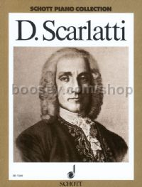 D. Scarlatti Selected works (Schott Piano Collection series)