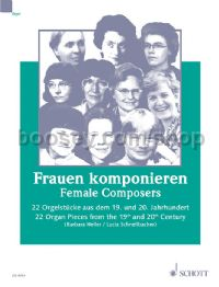Female Composers: 22 Organ Pieces