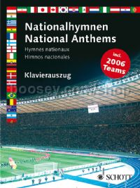 National Anthems Songbook (Piano, Vocal, Guitar)
